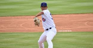 Cubs Prospect Profile: RHP Adbert Alzolay - Sports Report Media