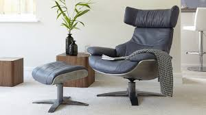 karma leather armchair recliner and