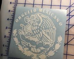Mexican Decal Etsy