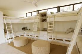 Kids Room With L Shaped Beds Design Ideas