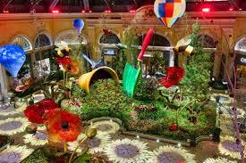 bellagio s conservatory botanical gardens