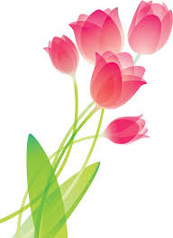 Tulip Wall Decal Floral Wall Decal Flower Decal Vinyl Wall Decal Home Decor Girl S Bedroom Decal Tulips Infinite Graphics