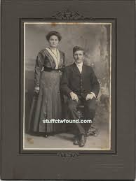 Mr. and Mrs. Wantz and Their Church, 1919 – Stuff CTW Found