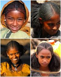 hair styles worn around africa