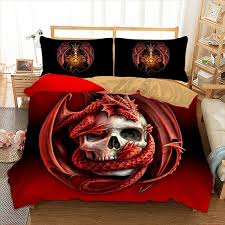 duvet covers bedding sets dragon
