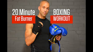 ultimate 20 minute boxing workout fat