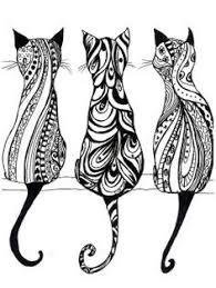 Mandala Kat Tattoo Google Zoeken Hippie Tekening Inspirerende