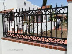 Classic And Art Deco Cast Iron Designs For San Diego San Diego Ironworks San Diego Iron Works