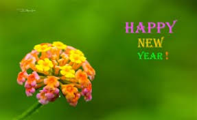 happy new year wishes in i language bless