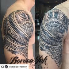 Pin Na Polinezyjskie Tatuaze