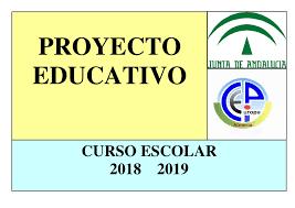 Calameo Pe Curso Escolar 2018 2019