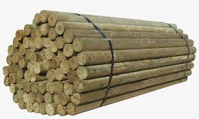 Parma Post 8ft Round Wood Fence Post 8 Round Fence Post Transparent Png 1050x592 Free Download On Nicepng