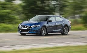 2017 nissan maxima test review car