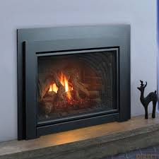 direct vent electronic fireplace insert