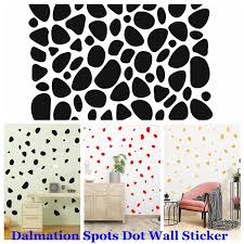 Dalmatian Spots Dot Wall Stickers Decal Child Kids Vinyl Art Decor Nursery Home Home Kitchen For Kid Child Nursery Dalmation Spots Dot Wall Stickers Room Decor Pvc Decal Transfer Wish