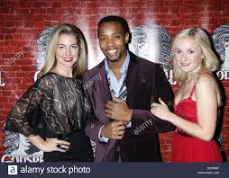 Morgan James, Wallace Smith and Julia Mattison Opening night after ...