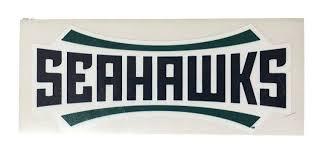 Uncw Seahawks Text Decal Word Mark Logo Seahawk Logo Logos