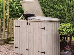 best ways to hide wheelie bins saga