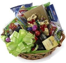 easter gourmet basket florist