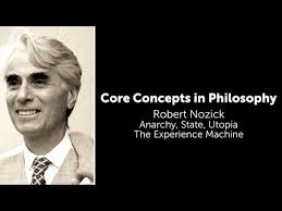 Robert Nozick, Anarchy, State Utopia | The Experience Machine | Philosophy  Core Concepts - YouTube
