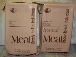 what is an mre meal ready to eat