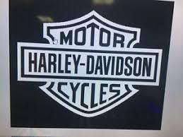 Harley Davidson Logo Cutz Rear Window Decal Motorcycle Truck Car Sticker Decals 45929043110 Ebay