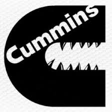 2 Cummins Monster Turbo Diesel Ram Rear Window Decal Bumper Sticker Ebay