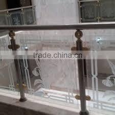 free standing metal steel pipe stair