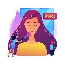 free vector professional makeup