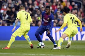 Getafe vs Barcelona Prediction ...