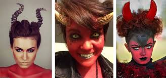 12 y halloween devil makeup ideas