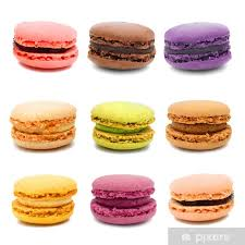 Macarons Sticker Pixers We Live To Change