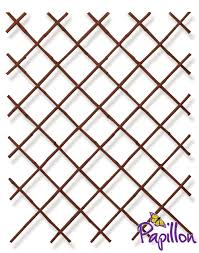 Black Bamboo Expandable Fencing Screening Trellis 2 0m X 2 0m 6ft 7in X 6ft 7in By Papillon