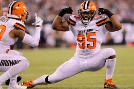 On verge of big-money extension, Myles Garrett to become cornerstone of  Browns D – The Athletic