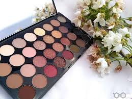 eyeshadow palettes flawless review