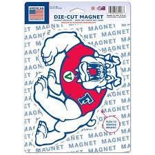 Fresno State Bulldogs Logo Magnet Walmart Com Walmart Com