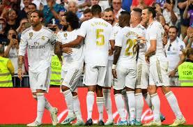 Buy Real Madrid Football Tickets 2019/20