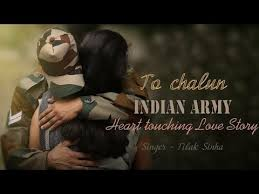 indian army love story the short