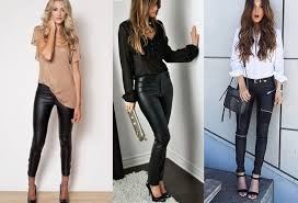 leather pants outfit ideas 27 ways to