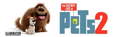Image result for secret life of pets 2 2019 movie poster
