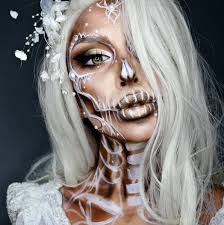 41 most jaw dropping halloween makeup