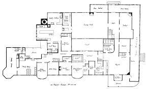 mansion house 1905 floorplans pamphlet