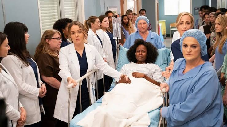 """Image result for silent all these years grey's anatomy"""""""