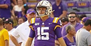 Myles Brennan, LSU, Pro-Style Quarterback