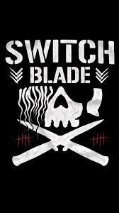 Switchblade Jay White Njpw Bullet Club Chaos Bullet Club Logo Njpw Japan Pro Wrestling