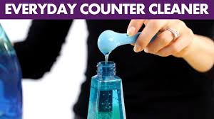 everyday countertop cleaner day 7