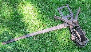 1905 Antique Dillon Fence Stretcher By Northern Barb Wire Co Sterling Il Farm For Sale Copblock Org