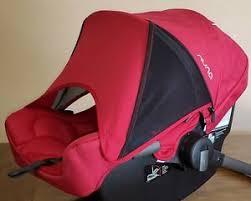 nuna pipa infant car seat replacement