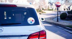 Nfl Project Diy How To Make A Car Decal Using Adhesive Vinyl