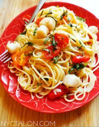 Recipe: Pasta with Scallops, Cherry ...